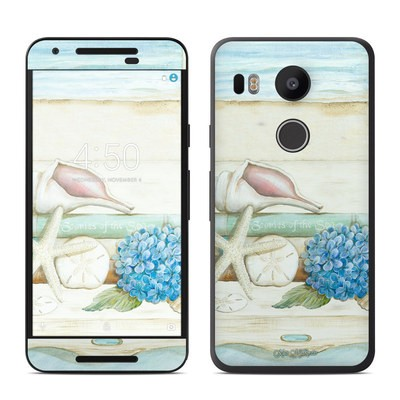 Google Nexus 5X Skin - Stories of the Sea