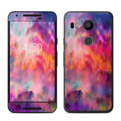 Google Nexus 5X Skin - Sunset Storm
