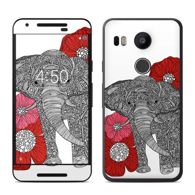 Google Nexus 5X Skin - The Elephant