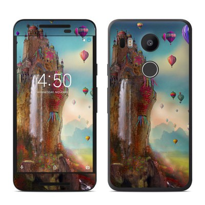 Google Nexus 5X Skin - The Festival