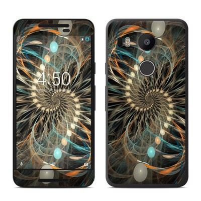 Google Nexus 5X Skin - Vortex