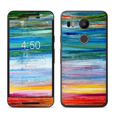 Google Nexus 5X Skin - Waterfall