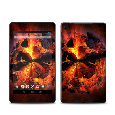 Google Nexus 7 2013 Skin - Aftermath