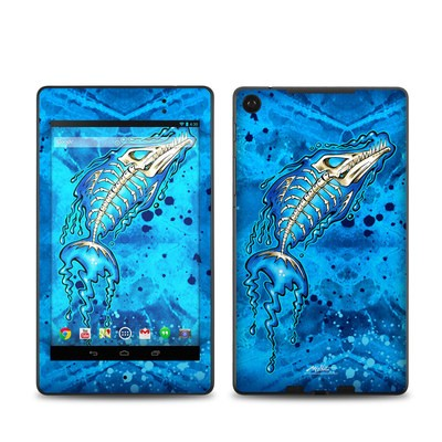 Google Nexus 7 2013 Skin - Barracuda Bones