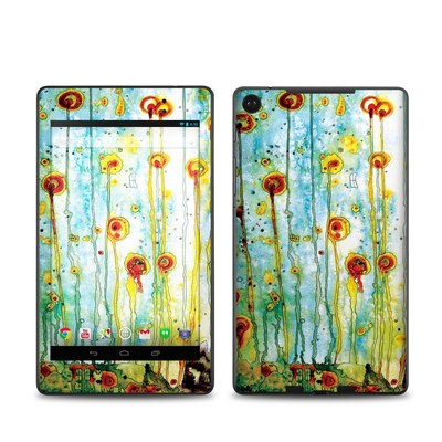 Google Nexus 7 2013 Skin - Beneath The Surface