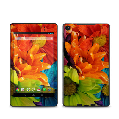 Google Nexus 7 2013 Skin - Colours