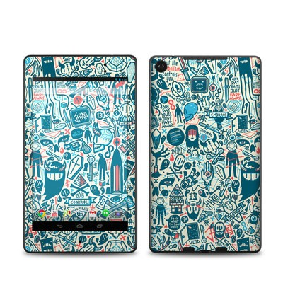 Google Nexus 7 2013 Skin - Committee