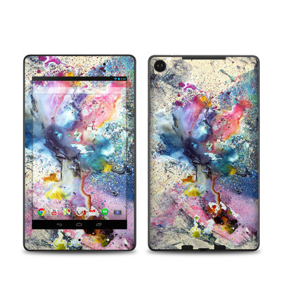 Google Nexus 7 2013 Skin - Cosmic Flower