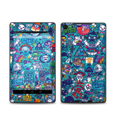 Google Nexus 7 2013 Skin - Cosmic Ray