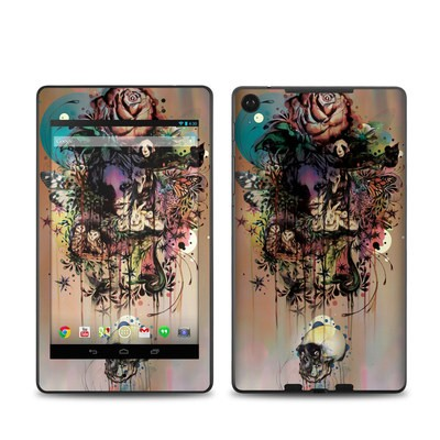 Google Nexus 7 2013 Skin - Doom and Bloom