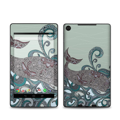 Google Nexus 7 2013 Skin - Deep Blue Me