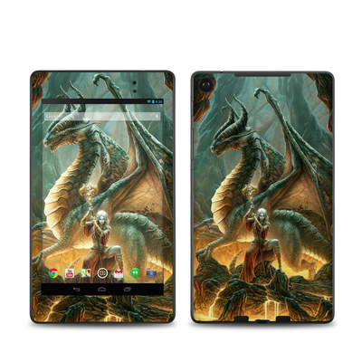 Google Nexus 7 2013 Skin - Dragon Mage