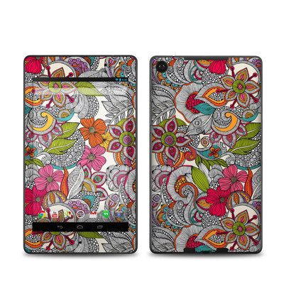 Google Nexus 7 2013 Skin - Doodles Color