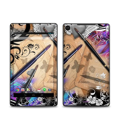 Google Nexus 7 2013 Skin - Dream Flowers