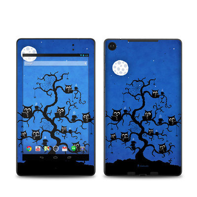 Google Nexus 7 2013 Skin - Internet Cafe