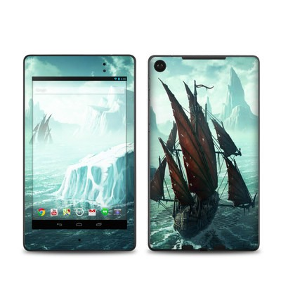 Google Nexus 7 2013 Skin - Into the Unknown