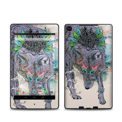 Google Nexus 7 2013 Skin - Journeying Spirit