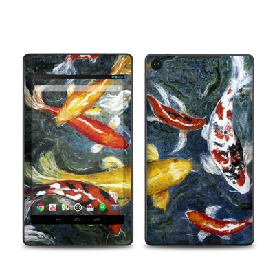 Google Nexus 7 2013 Skin - Koi's Happiness