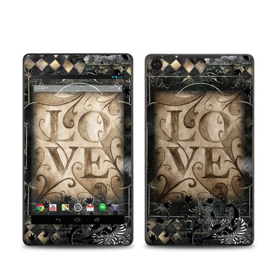 Google Nexus 7 2013 Skin - Love's Embrace