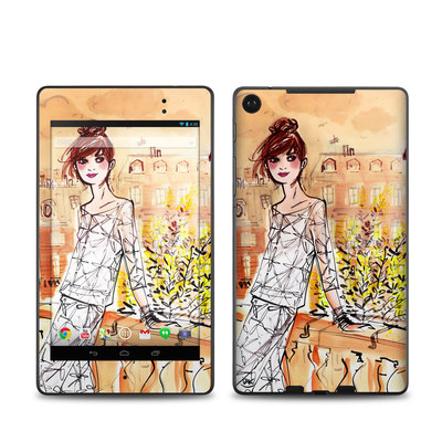 Google Nexus 7 2013 Skin - Mimosa Girl