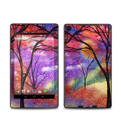 Google Nexus 7 2013 Skin - Moon Meadow