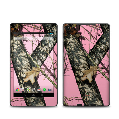 Google Nexus 7 2013 Skin - Break-Up Pink