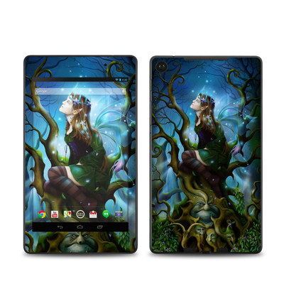 Google Nexus 7 2013 Skin - Nightshade Fairy