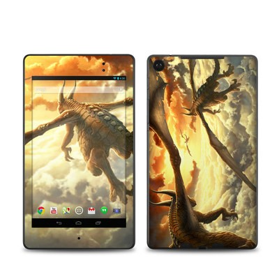 Google Nexus 7 2013 Skin - Over the Clouds