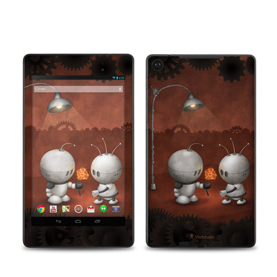 Google Nexus 7 2013 Skin - Robots In Love