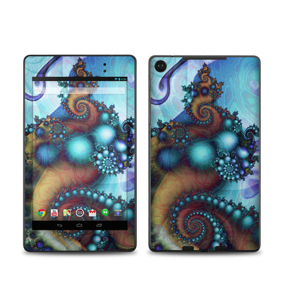 Google Nexus 7 2013 Skin - Sea Jewel