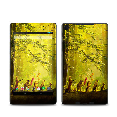 Google Nexus 7 2013 Skin - Secret Parade