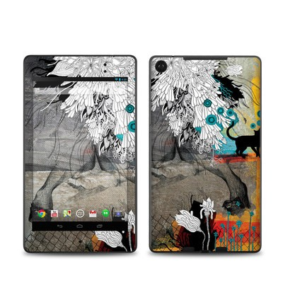 Google Nexus 7 2013 Skin - Stay Awhile