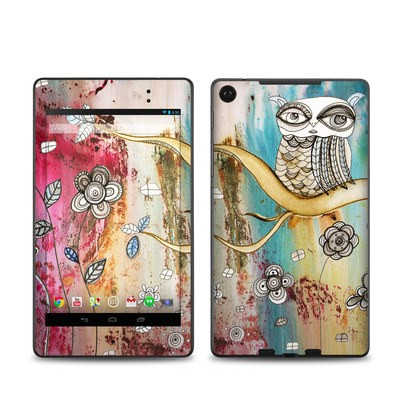 Google Nexus 7 2013 Skin - Surreal Owl