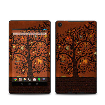 Google Nexus 7 2013 Skin - Tree Of Books
