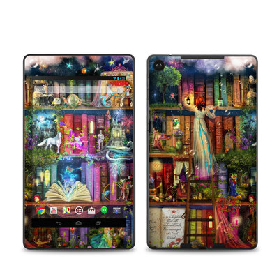 Google Nexus 7 2013 Skin - Treasure Hunt