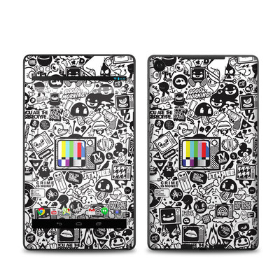 Google Nexus 7 2013 Skin - TV Kills Everything