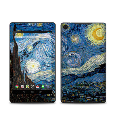 Google Nexus 7 2013 Skin - Starry Night