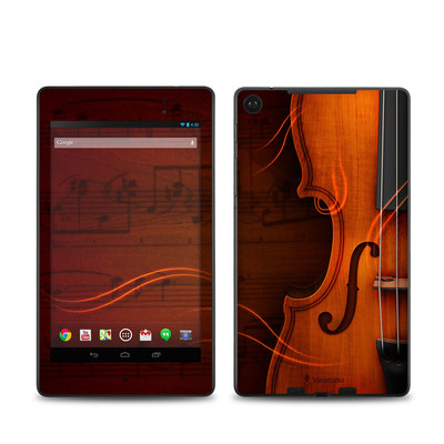 Google Nexus 7 2013 Skin - Violin