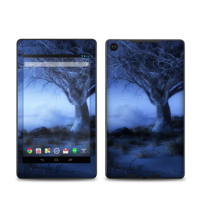 Google Nexus 7 2013 Skin - World's Edge Winter
