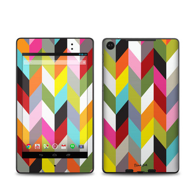 Google Nexus 7 2013 Skin - Ziggy Condensed