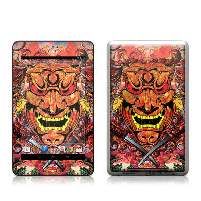 Google Nexus 7 Tablet Skin - Asian Crest