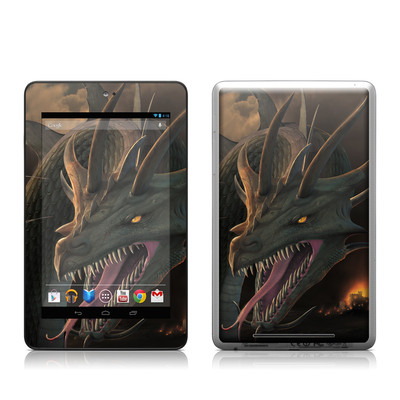Google Nexus 7 Tablet Skin - Annihilator