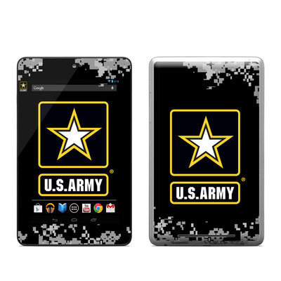 Google Nexus 7 Tablet Skin - Army Pride