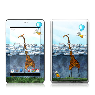 Google Nexus 7 Tablet Skin - Above The Clouds