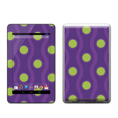 Google Nexus 7 Tablet Skin - Atomic
