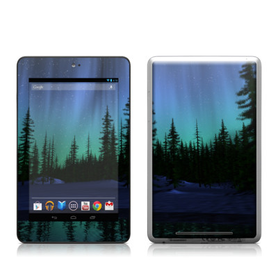 Google Nexus 7 Tablet Skin - Aurora
