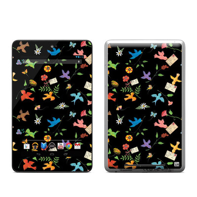 Google Nexus 7 Tablet Skin - Birds