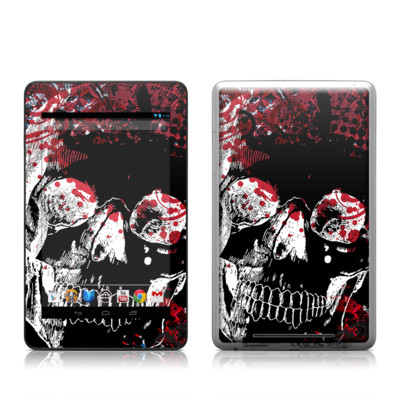Google Nexus 7 Tablet Skin - Blast