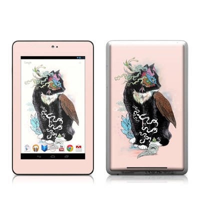 Google Nexus 7 Tablet Skin - Black Magic