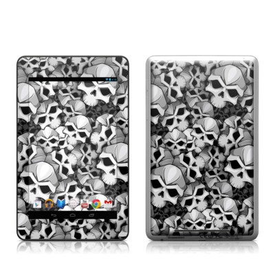 Google Nexus 7 Tablet Skin - Bones